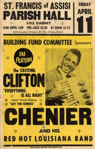 Clifton-Chenier-Parish-Hall