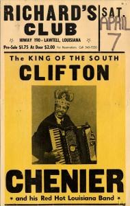 Clifton-Chenier-Richards-Club