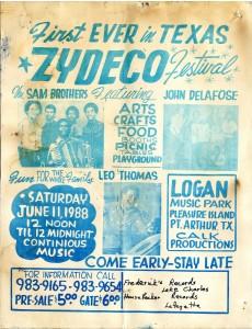 John-Delaphose---Sam-Brothers---Zydeco-Festival---Texas