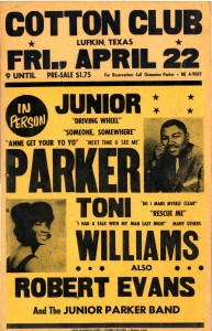 Junior-Parker---Cotton-Club---Lufkin-TX