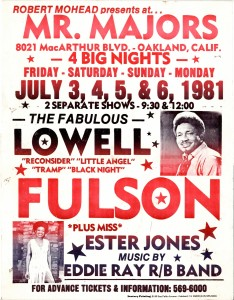 Lowell-Fulsome-July-1981-Mr-Majors