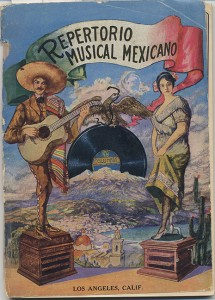 Repertorio Musical Mexicano Pamphlet-3-front