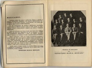 Repertorio Musical Mexicano Pamphlet-4-3