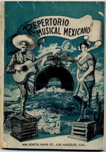 Repertorio Musical Mexicano Pamphlet-4-front