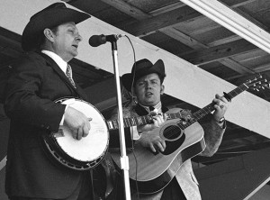 Ralph Stanley and Roy Lee Centers  - 1972