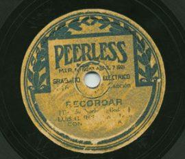 Discos Peerless, S.A.