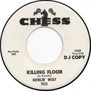 Killing Floor - Holwin' Wolf
