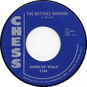 Natchez Burning - Holwin' Wolf