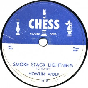 Smoke Stack Lightin' - Howlin' Wolf - January 1956