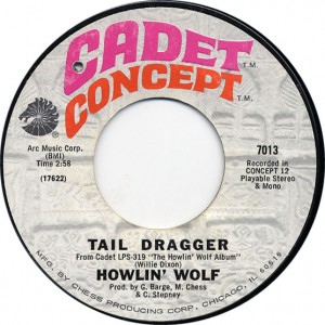 Tail Dragger - Howlin' Wolf