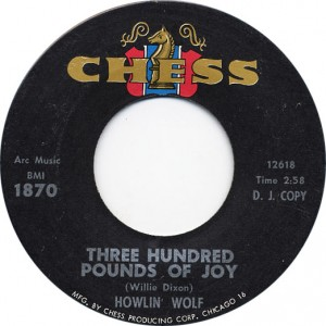 Three Hundred Pounds of Joy - Howlin' Wolf