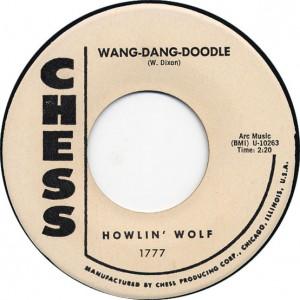 Wang Dang Doodle - Howlin' Wolf