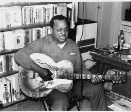 Blues Musician Big Joe Williams Interview 1960