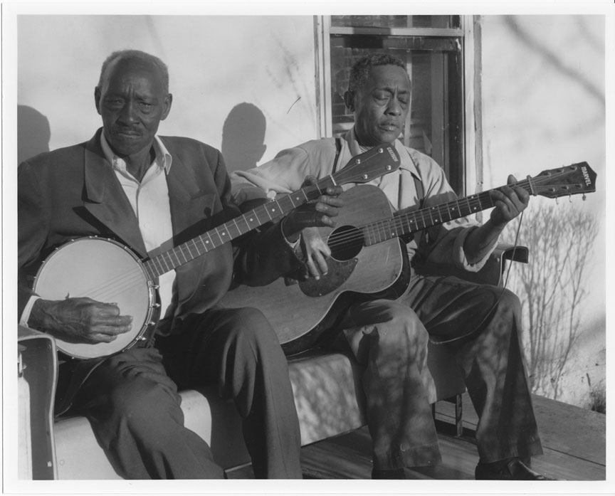 Beauford Clay & James Campbell