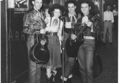 Interview with Fred and Rose Maddox and Maddox Brothers & Rose Photo Gallery