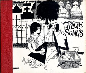 Creole-Folksongs---Disc