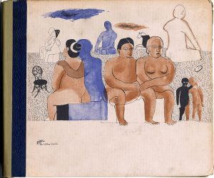 Folk-Music-of-Haiti---Disc-Album-132