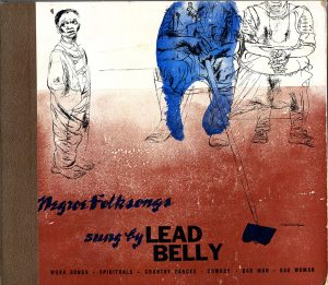 Negro-Folk-Songs---Leadbelly---Disc