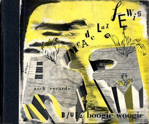 mead lux lewis 78 album