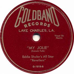 Eddie Shuler - My Jolie