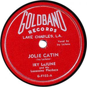 Iry LeJune - Jolie Catin