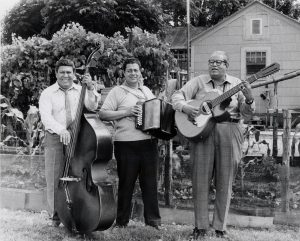 Trio San Antonio - Juan Viesca, Fred Zimmerle, Andrés Berlanga
