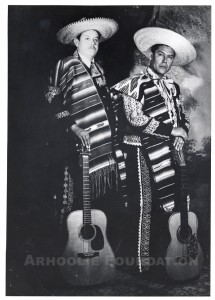 Andrés Berlanga & Manuel Arrellano