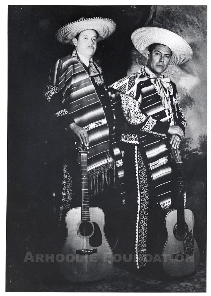 Andres Berlanga & Manuel Arrellano
