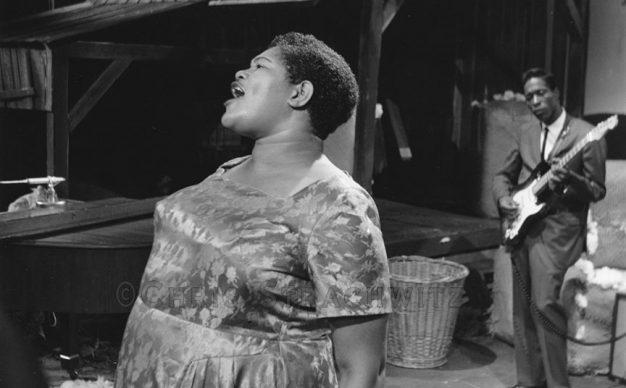 Big Mama Thornton Photo Gallery