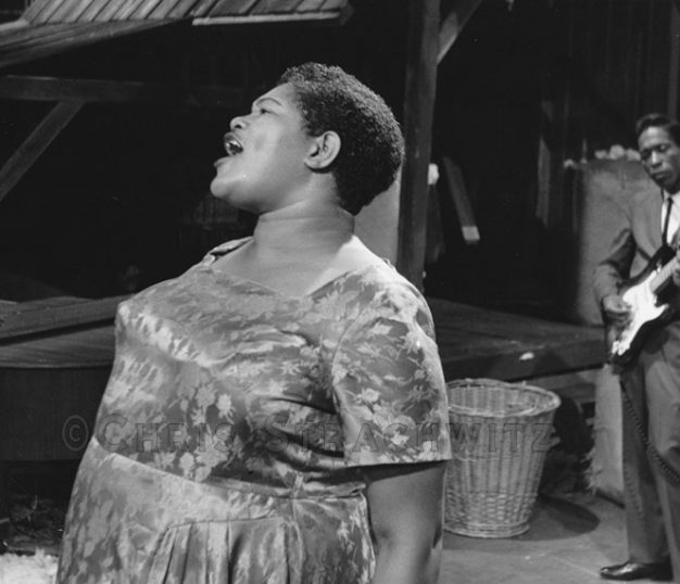 Big Mama Thornton Photo Gallery