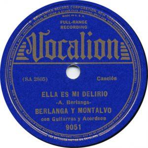 Ella Es MI Delirio - Andrés Berlanga y Francisco Montalvo