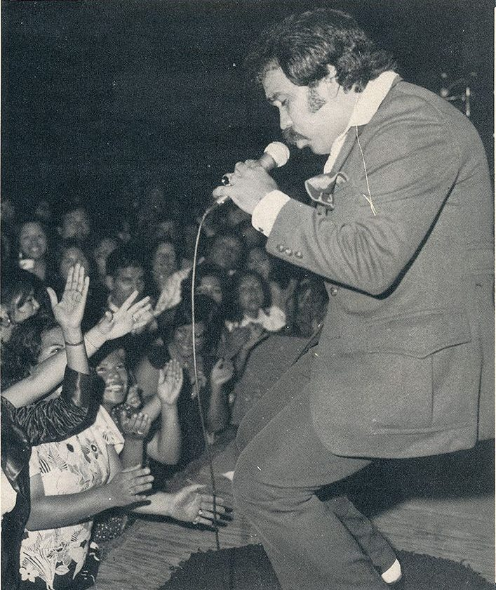Sunny Ozuna mid 1970s