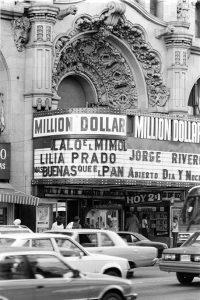 Million Dollar Theater - Los Angeles