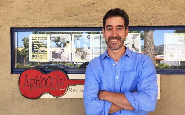 Adam Machado Named Arhoolie Foundation Executive Director