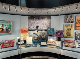 The Story of Arhoolie Records, on Display at SFO Museum