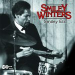 Arhoolie Records Smiley Winters CD cover