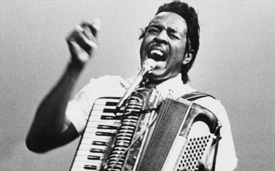Clifton Chenier  Interview 1978