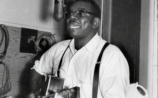 K.C. Douglas Interview – Blues
