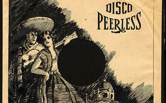 Discos Peerless Discography 78rpm