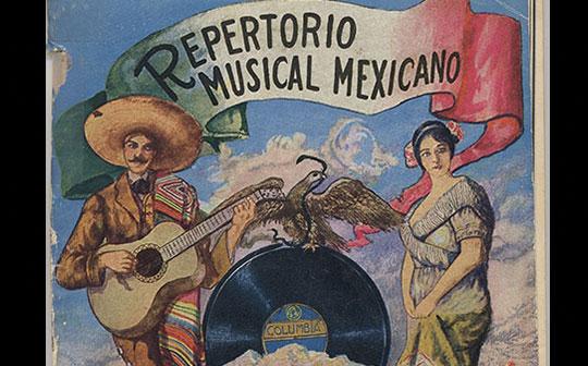 Repertorio Musical Mexicano – Mauricio Calderón