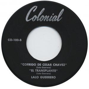 Corrido de Cezar Chavez