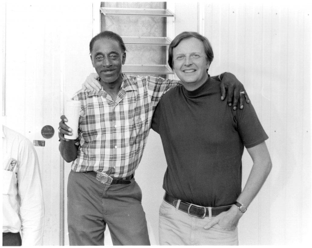 Fred McDowell & Chris Strachwitz