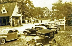 Clyde's Tourist Camp 1947