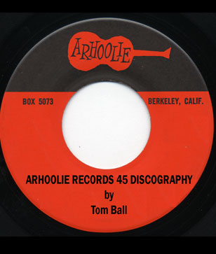 Arhoolie Records 45rpm Discography