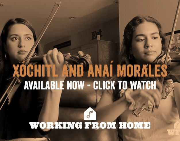 Working From Home Presents: The Morales Sisters