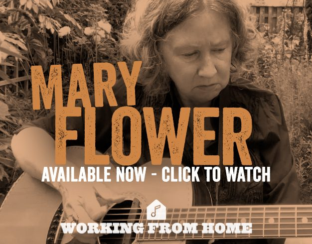 Working From Home Presents: Mary Flower
