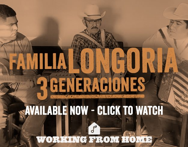 Working From Home: La Familia Longoria