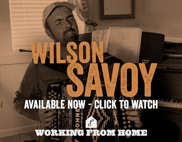 Working From Home Presents: Wilson Savoy