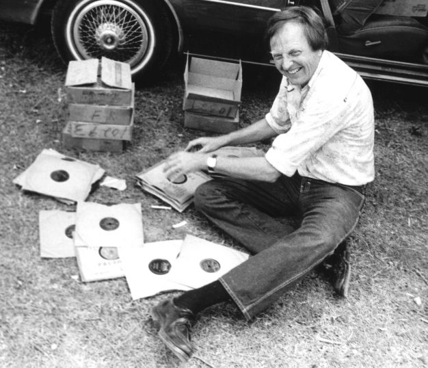 Chris Strachwitz Interview: Collecting 78rpm Records