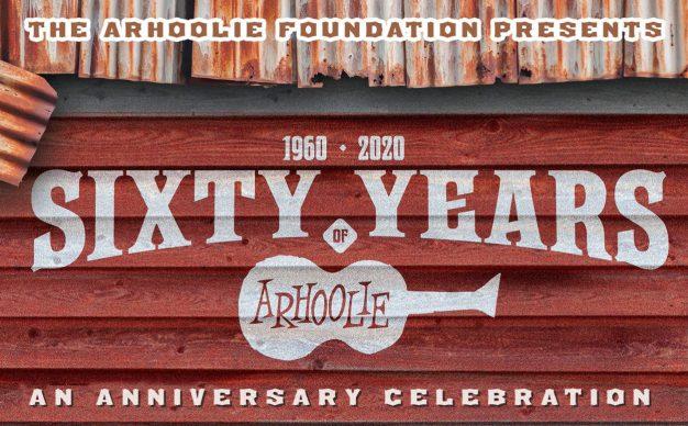 Arhoolie 60 Year Anniversary